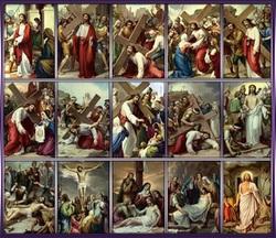 Obietnice Pana Jezusa dla odprawiających Drogę Krzyżową