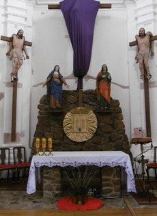 Do medytacji z kalwaryjskiego Wzgórza – Msza św. Wieczerzy Pańskiej Wielki Czwartek 9 kwietnia 2020r.