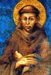 Nowenna do św. Franciszka z Asyżu do 3 października