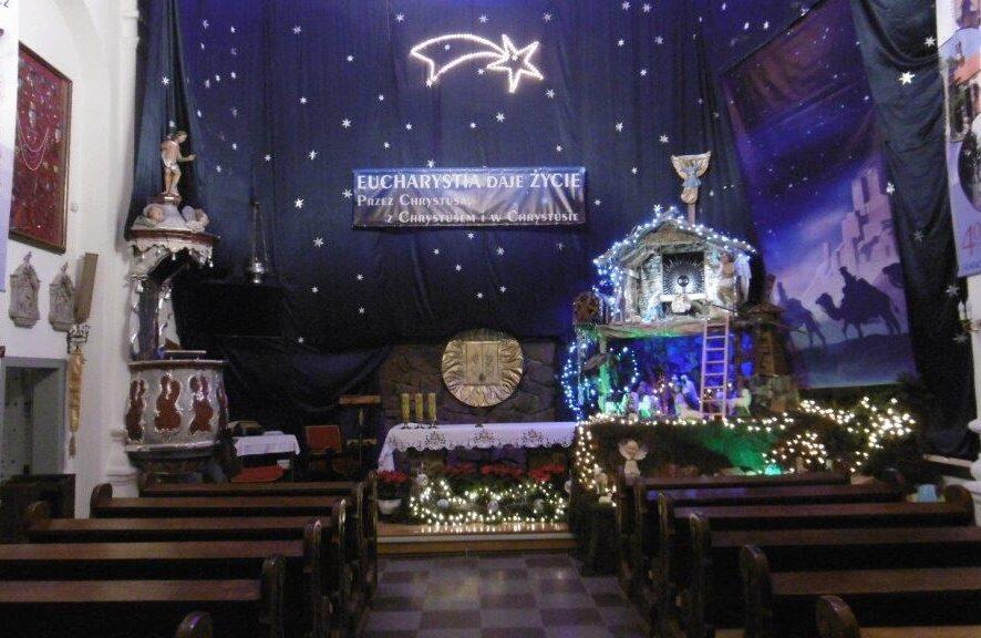 Boże Narodzenie - żłobek Foto: 25.12.2020