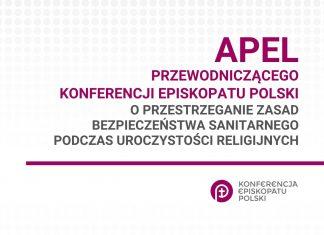 Apel Przewodniczący Konferencji Episkopatu Polski - 26 marca 2021