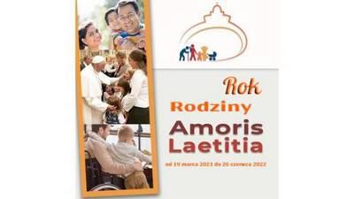 """Rok Rodziny """"Amoris laetitia"""" do 26 czerwca 2022r."""