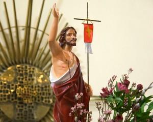 Ogłoszenia duszpasterskie - Niedziela Zmartwychwstania  Pańskiego