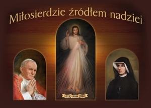 Ogłoszenia duszpasterskie - II  Niedziela Wielkanocna czyli  Miłosierdzia Bożego