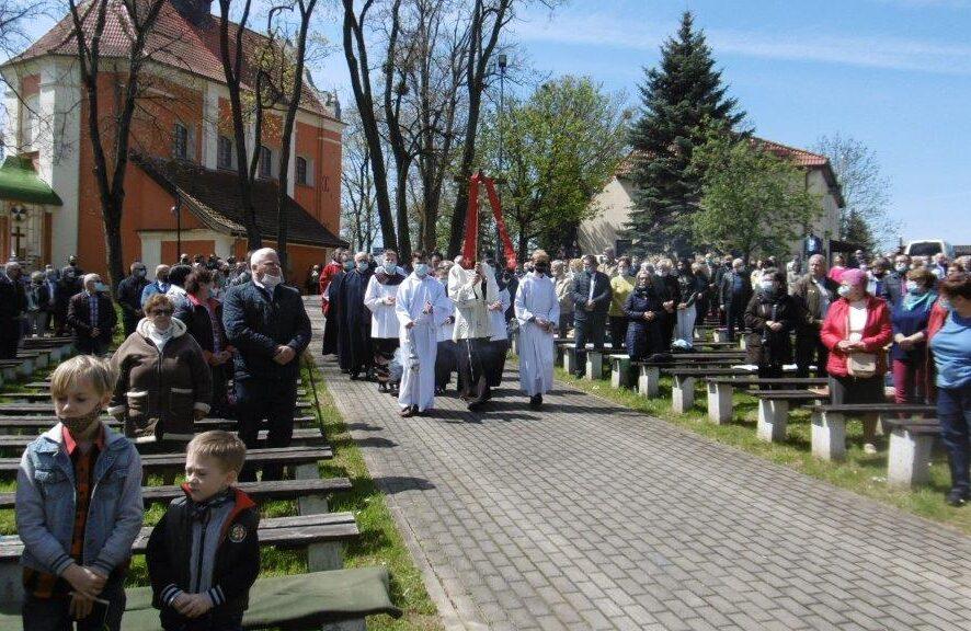 Odpust Znalezienia Krzyża Świętego - Foto: 09.05.2021 cz. 2