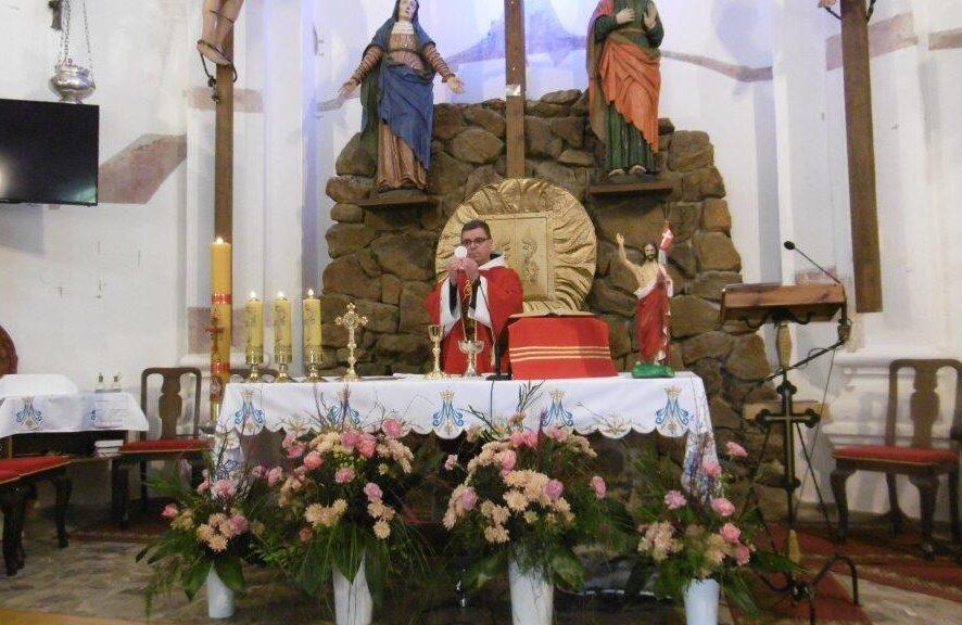 Odpust Znalezienia Krzyża Świętego - Foto: 09.05.2021 cz. 1