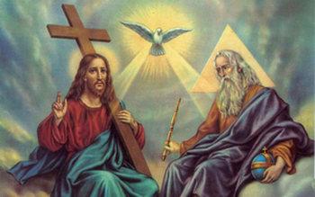 Ogłoszenia duszpasterskie - Uroczystość Najświętszej Trójcy