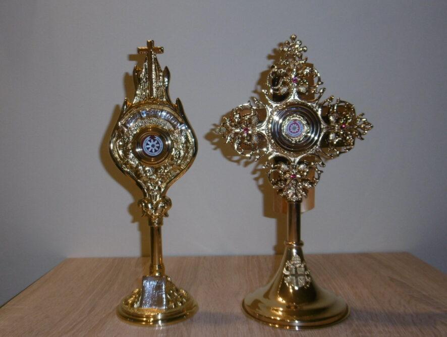 Pielgrzymka do Krakowa po Relikwie św. S. Faustyny i św. Jana Pawła II - Foto: 18-19.06.2021